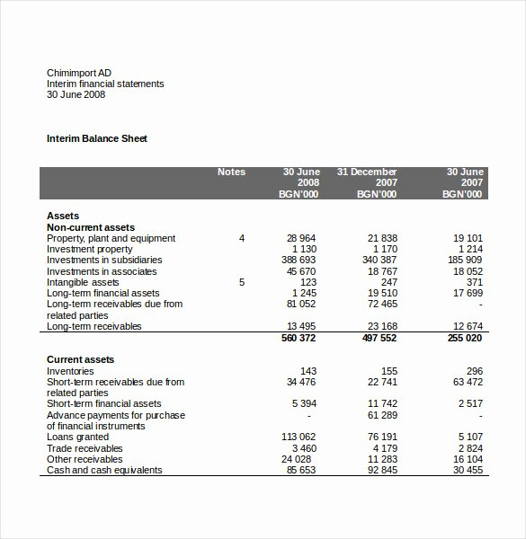 Income Statement Template Word Fresh 15 Free In E Statement Templates Word Excel