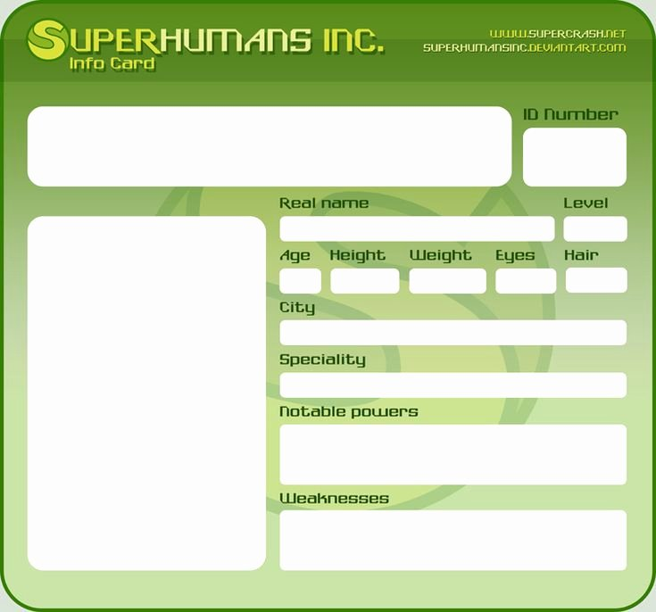 Information Card Template Fresh 113 Best Images About Cosplay Id Card Templates On