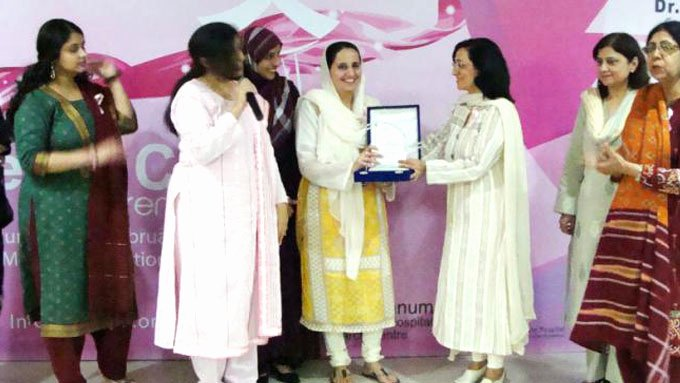 Informative Speech On Breast Cancer Lovely Breast Cancer Awarness Session at Memon Federation Memon