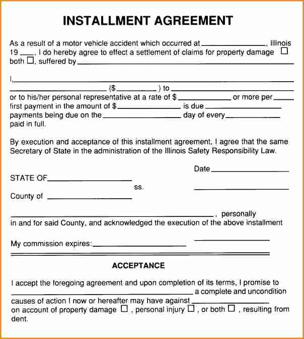 Installment Payment Plan Agreement Template Beautiful 8 Installment Payment Plan Agreement Template