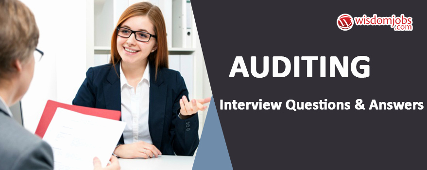 Internal Auditor Interview Questions Inspirational top 350 Auditing Interview Questions and Answers 2019