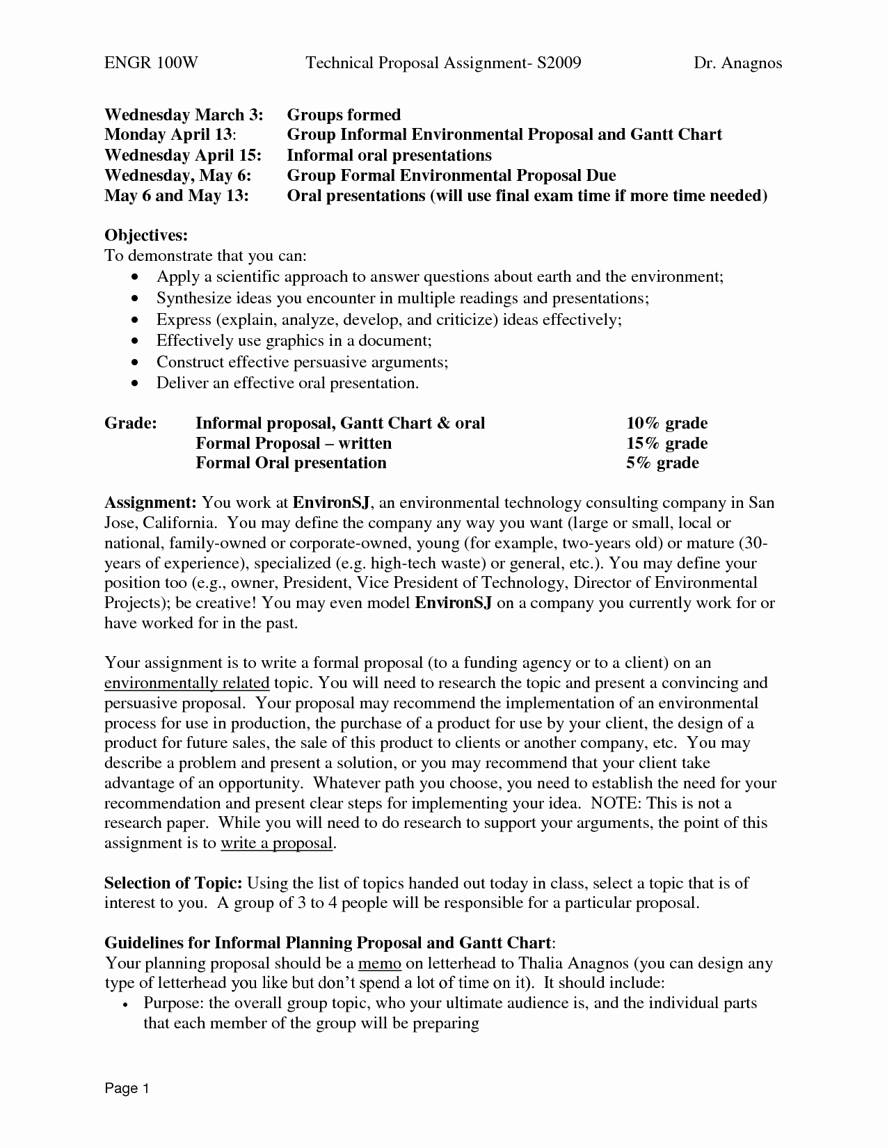 Internal Proposal Template Awesome Best S Of Proposal Memo Example Business Proposal