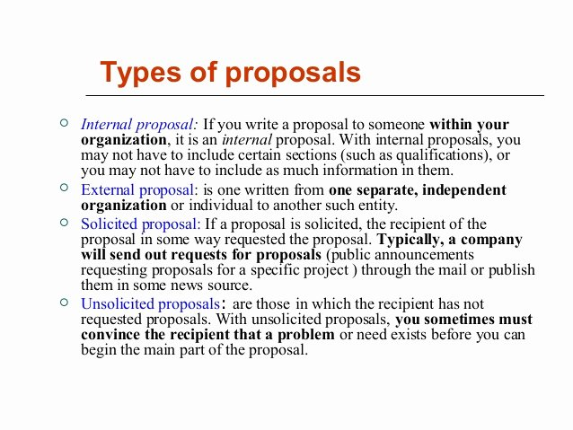 Internal Proposal Template Awesome Internal Proposal Template Pccc