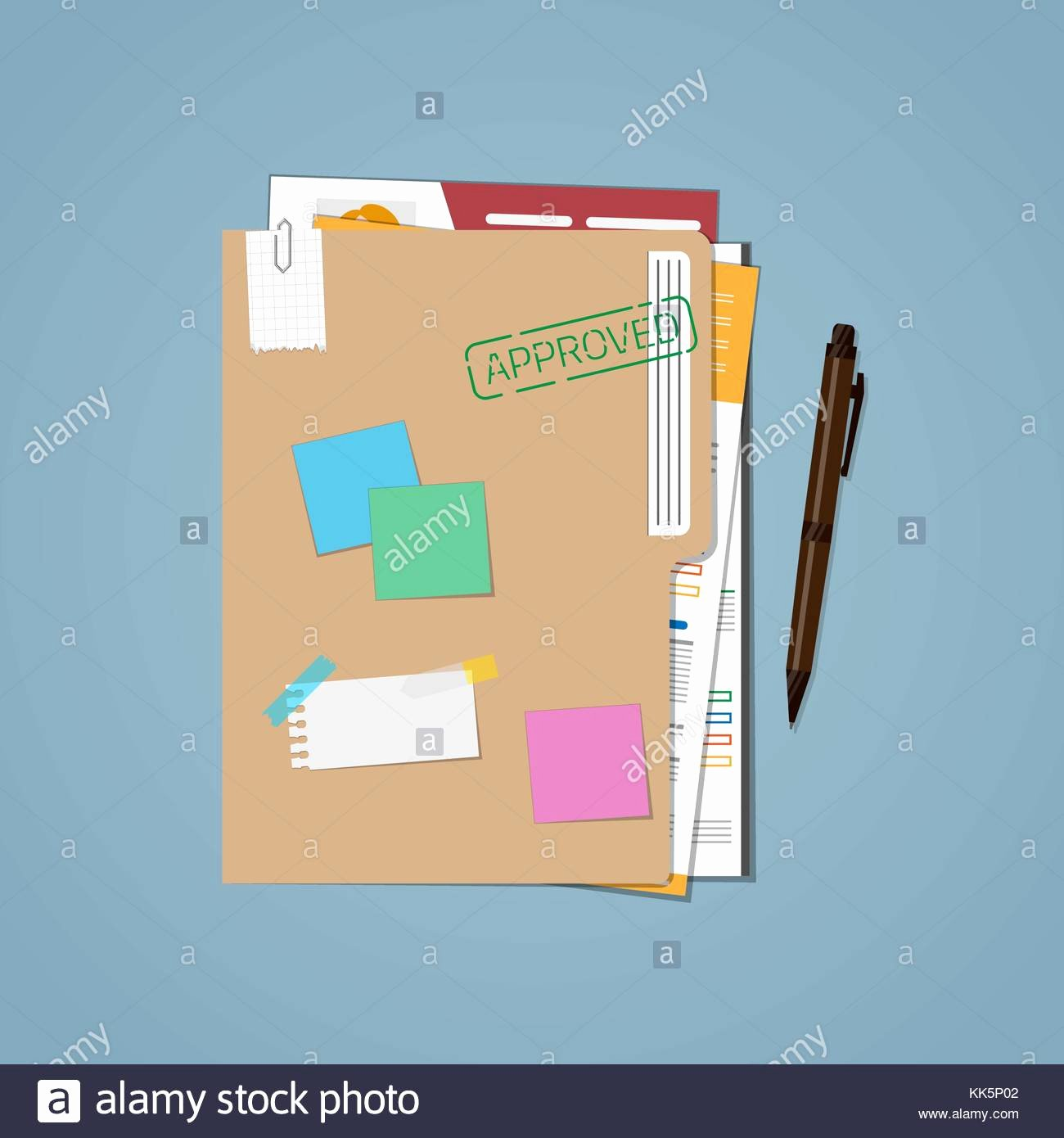 Interoffice Envelope Template Beautiful Envelope Folder Stock S & Envelope Folder Stock