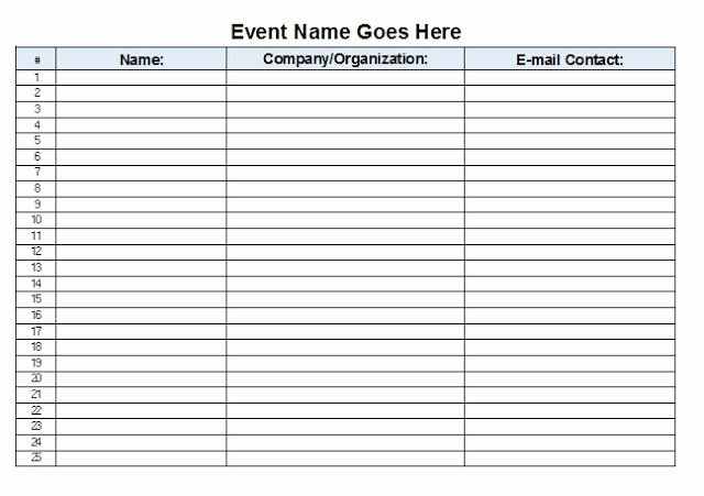 Interoffice Routing Slip Template Inspirational the Admin Bitch Download Free event Sign In Sheet