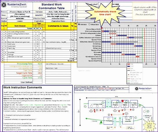 Iso Work Instruction Template Fresh Work Instruction format Parlo Buenacocina