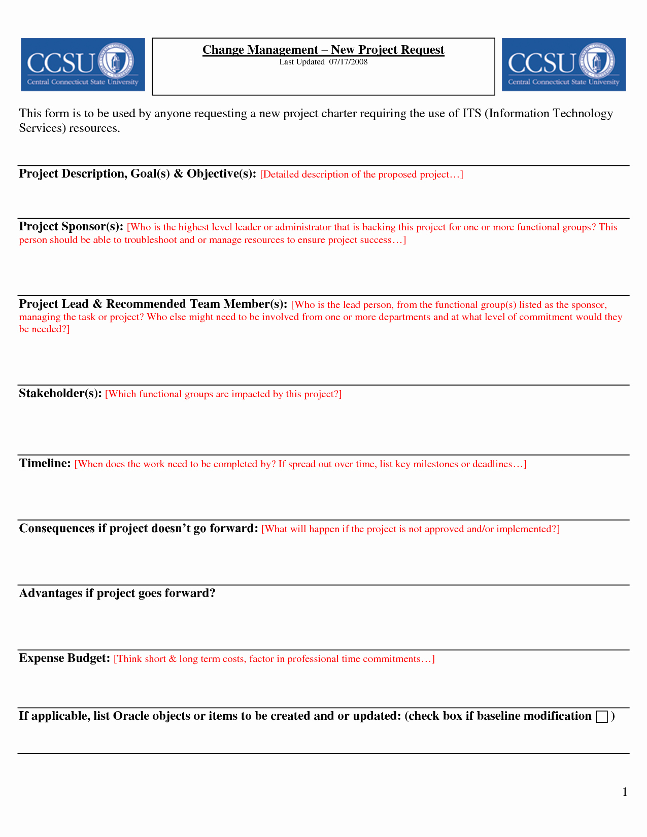 It Project Request form Template Elegant Best S Of It Project Request form Template Project