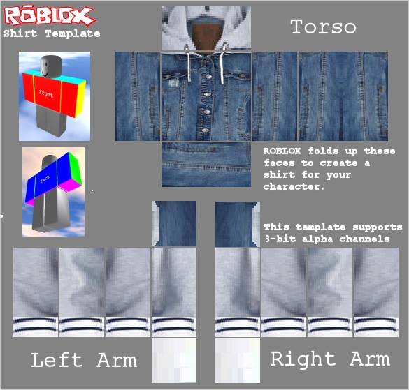 Jacket Template Roblox Awesome Pencapoutfiters Devin Deviantart