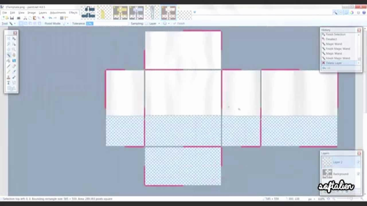 Jacket Template Roblox Elegant Roblox Clothing Tutorial How to Make A Blue Jacket with