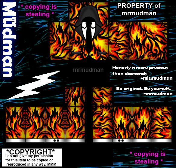 Jacket Template Roblox Lovely Shirt Flame Jacket by Mechavaldez On Deviantart