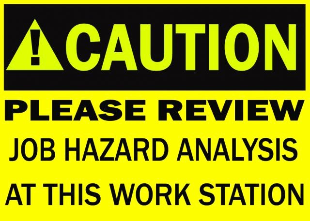 Job Hazard Analysis Template Excel Unique Job Safety Analysis Template Excel
