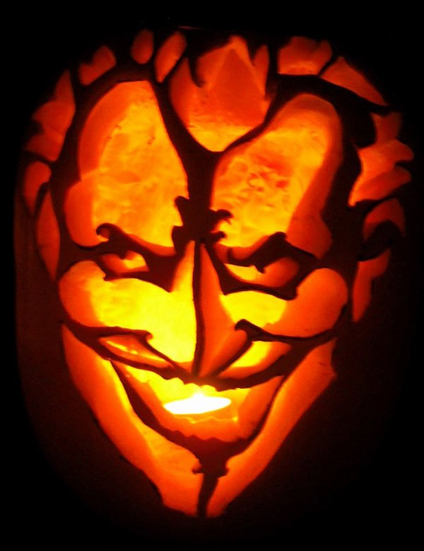 Joker Pumpkin Carving Patterns Best Of 70 Best Cool & Scary Halloween Pumpkin Carving Ideas