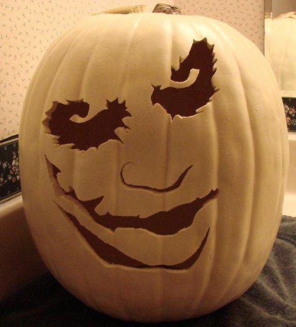 Joker Pumpkin Carving Patterns Luxury 17 Best Images About Halloween On Pinterest