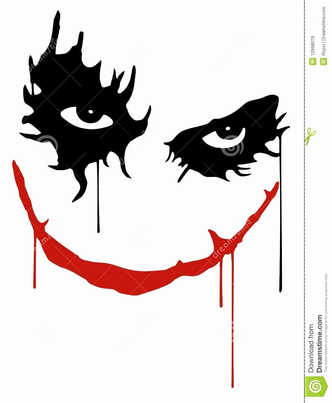 Joker Pumpkin Carving Stencils Awesome for Joker Card Pumpkin Stencil