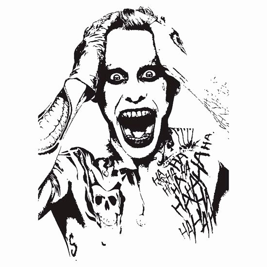 Joker Pumpkin Carving Stencils Beautiful Best 25 Joker Stencil Ideas On Pinterest