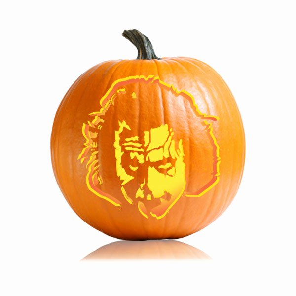 Joker Pumpkin Carving Stencils Luxury Dark Knight Joker Pumpkin Carving Stencil