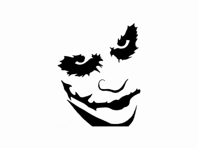 Joker Pumpkin Carving Stencils Luxury Joker Clipart Free Clipart On Dumielauxepices