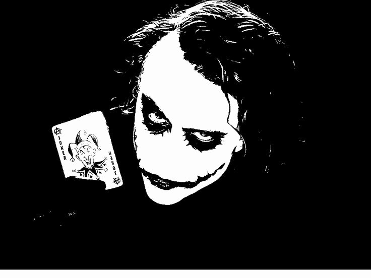 Joker Pumpkin Stencils Awesome Best 25 Joker Stencil Ideas On Pinterest