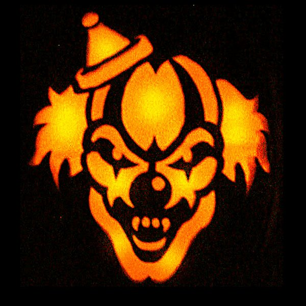 Joker Pumpkin Stencils Elegant 20 Most Scary Halloween Pumpkin Carving Ideas & Designs
