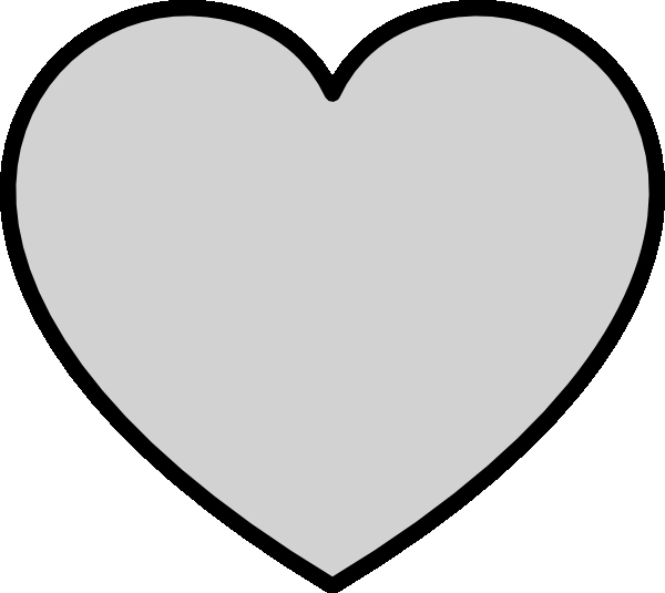 Large Heart Stencil Printable Luxury Heart Stencil Clipart Best