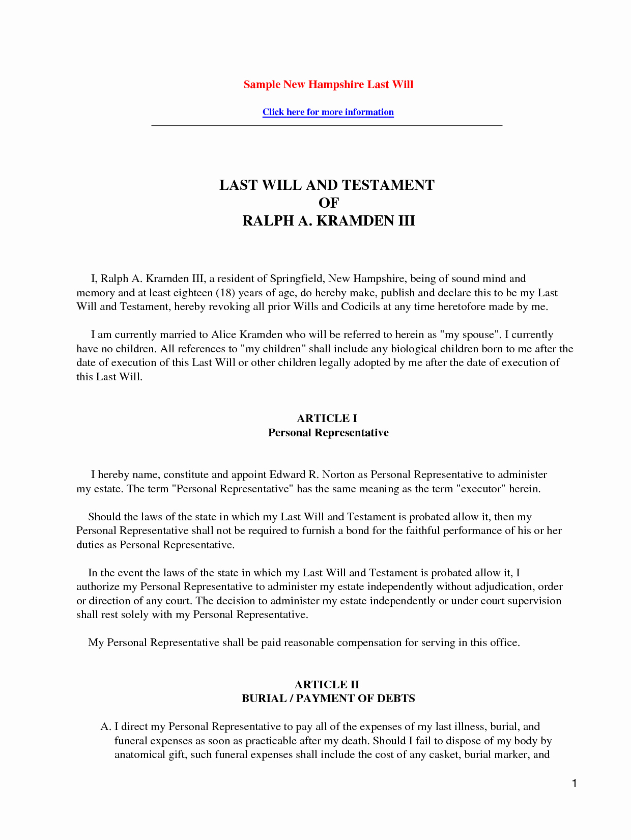 Last Will and Testament Template Microsoft Word Luxury Last Will and Testament Template