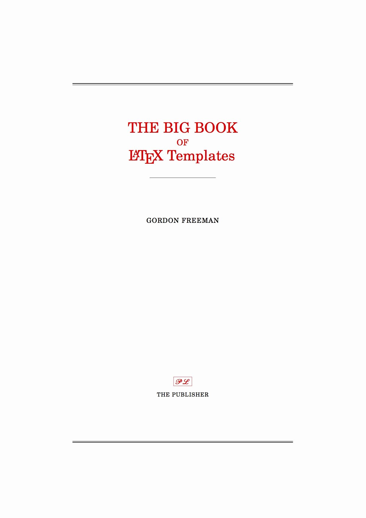 Latex Lab Report Template Beautiful Latex Templates Title Pages