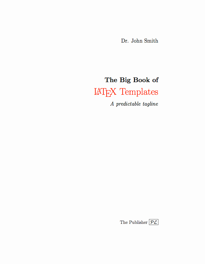 Latex Lab Report Template Best Of Latex Templates Title Pages