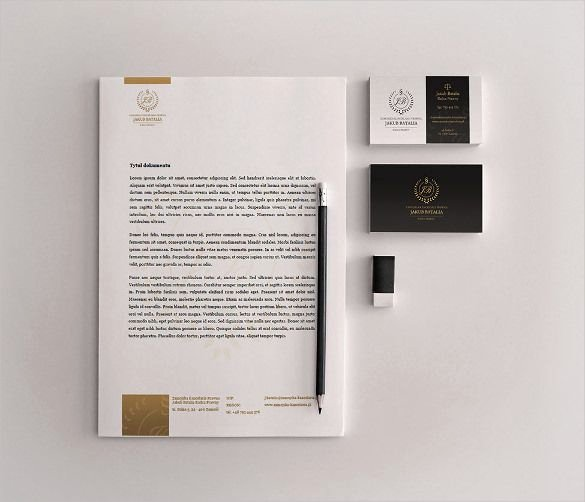 Law Firm Letterhead Templates Awesome 20 Law Firm Letterhead Templates – Free Sample Example