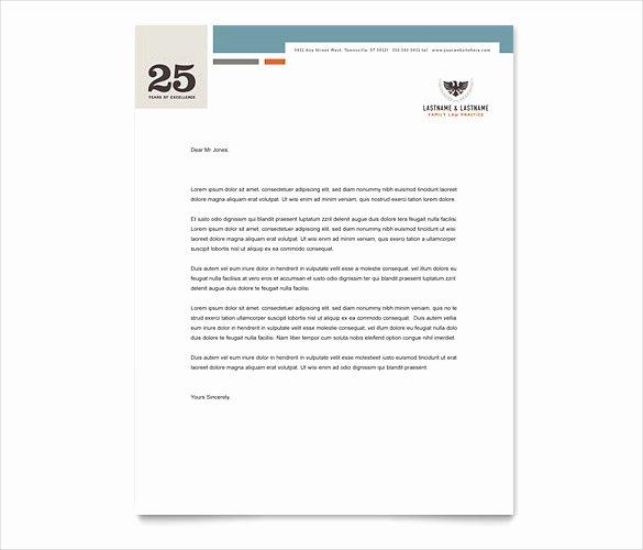 Law Firm Letterhead Templates Best Of Legal Letterhead