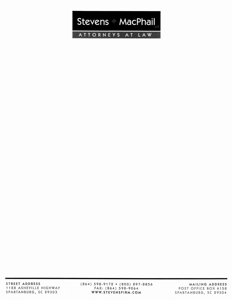 Law Firm Letterhead Templates Lovely Law Firm Letterhead Templates Free