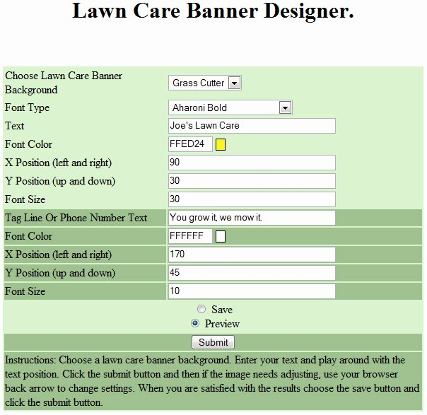 Lawn Service Proposal Template Free Luxury Free Printable Lawn Care Contract form Generic