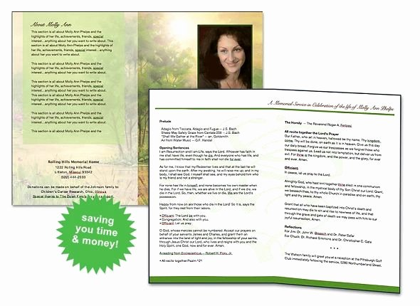 Lds Funeral Program Template Free Best Of Free Funeral Program Template