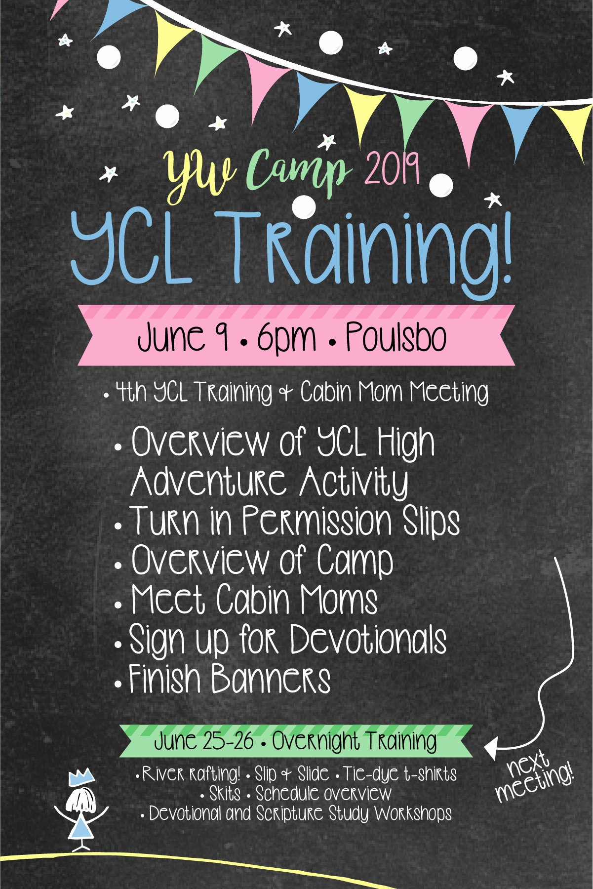 Lds Youth Permission Slips Unique Ycl Training • June 9