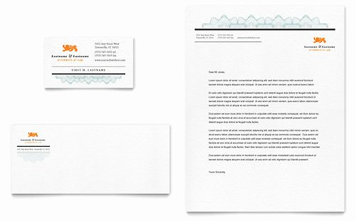 Legal Letterhead Templates Beautiful Law Firm Letterhead Templates Word & Publisher