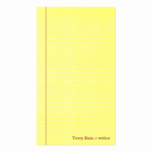 Legal Pad Template Fresh Yellow Lined Paper Backgroundyellow Lined Paper by An