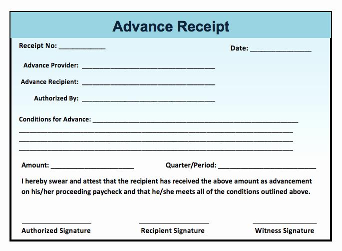 Legal Receipt for Cash Payment Fresh Receipt Payment Template Word