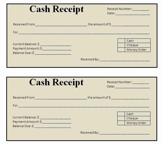 Legal Receipt Of Payment Template Beautiful Receipt Templates