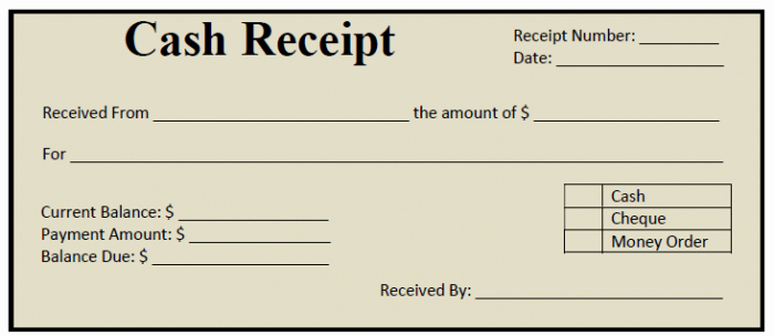 Legal Receipt Of Payment Template Elegant 50 Free Receipt Templates Cash Sales Donation Taxi