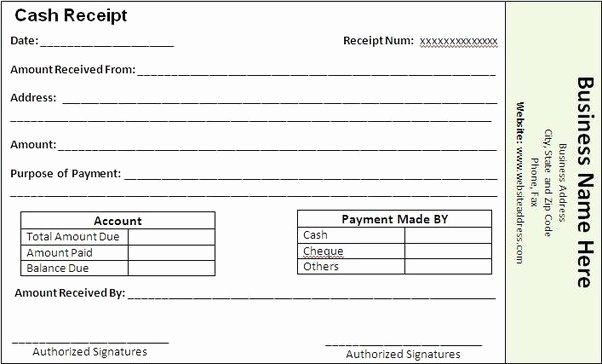 Legal Receipt Of Payment Template Elegant What are the Exact Differences Between Invoices Bill and