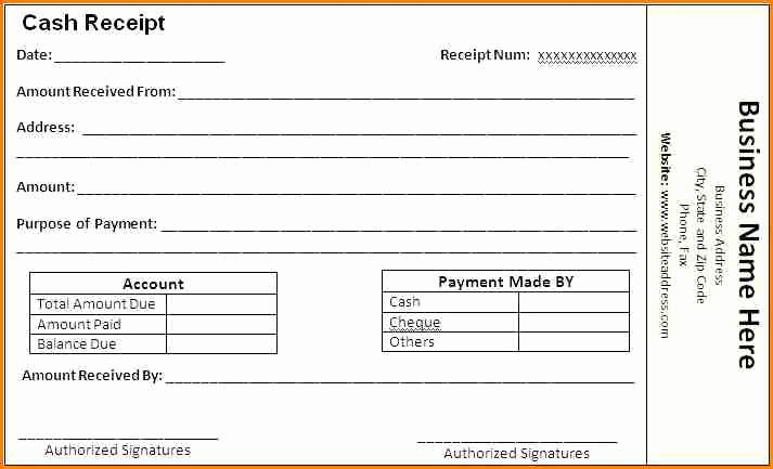 Legal Receipt Of Payment Template Unique 11 Salary Received format