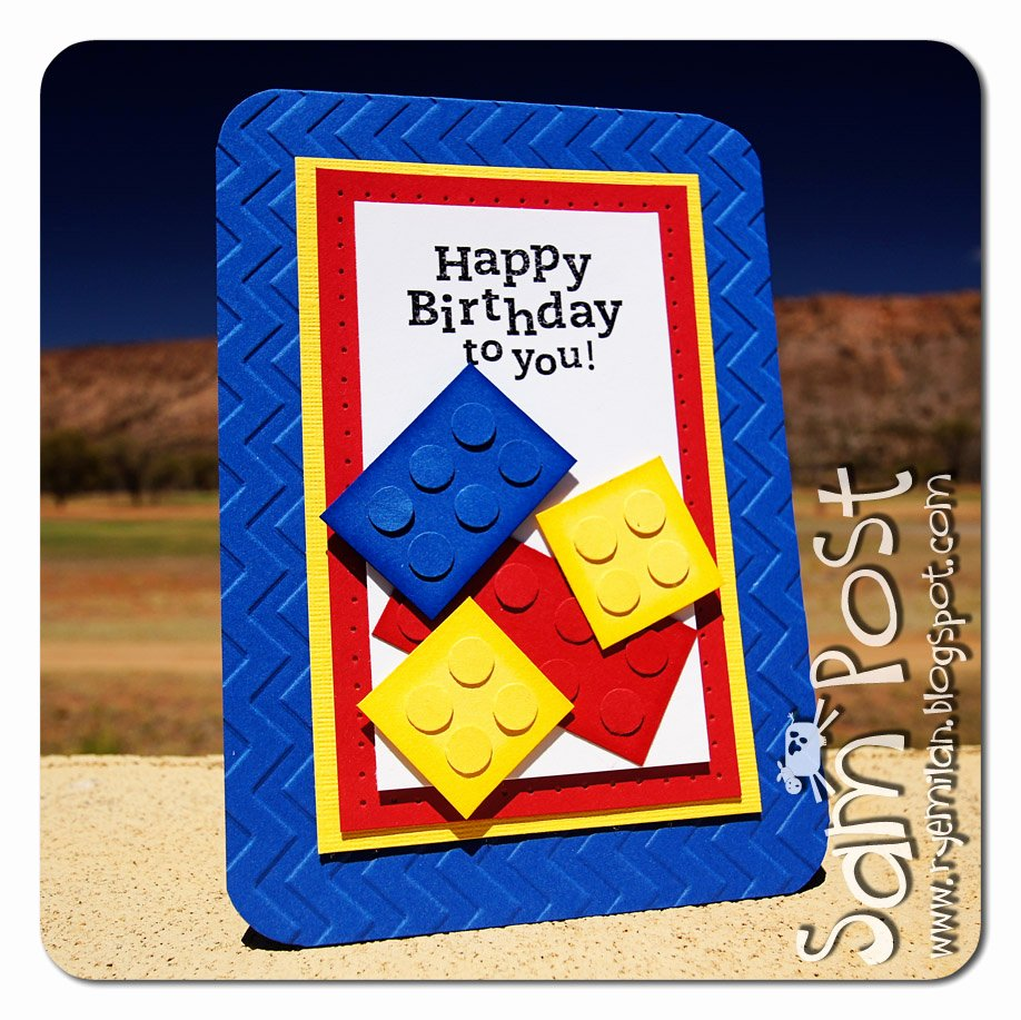 Lego Birthday Card Printable Unique Ryemilan S Ramblings for All the Lego Fans