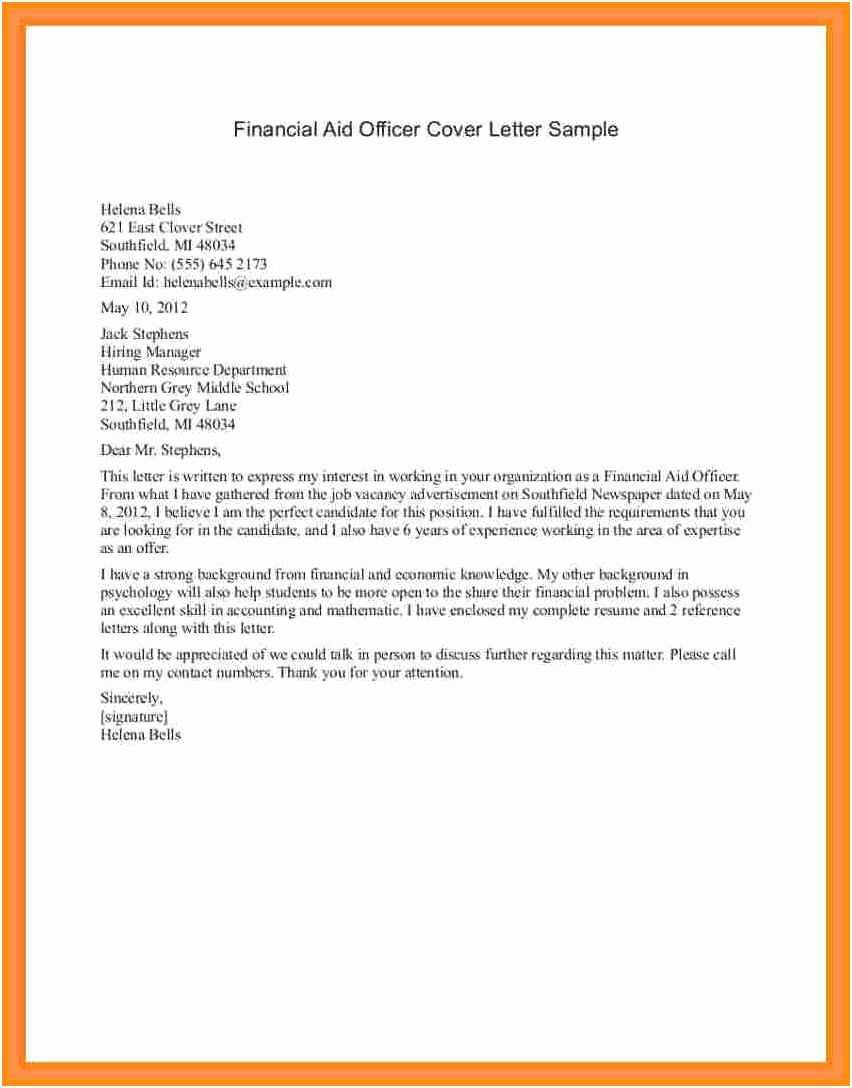 Letter asking for Financial Support Beautiful Church Letter asking for Financial Support Pdf Sample