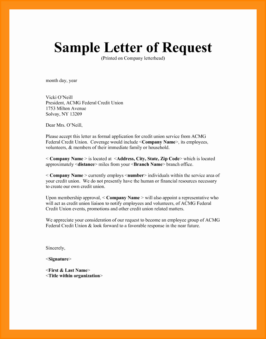 Letter asking for Financial Support Luxury 10 Letter Of Request for Financial assistance Sample