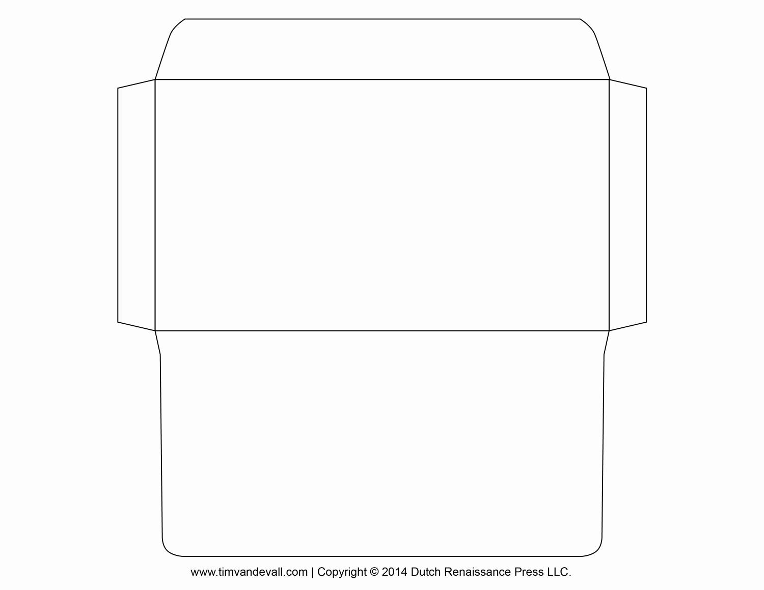 Letter Envelope Address Template Fresh Printable Envelope Template – Tim S Printables