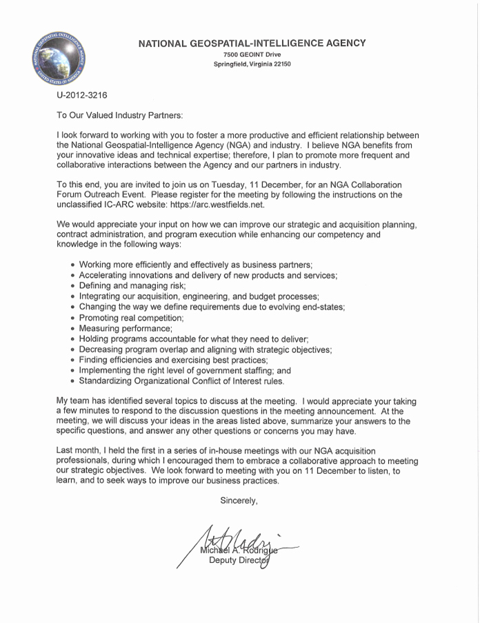 Letter Of Collaboration Elegant Nga Collaboration forum Outreach event Semanti Munityfo