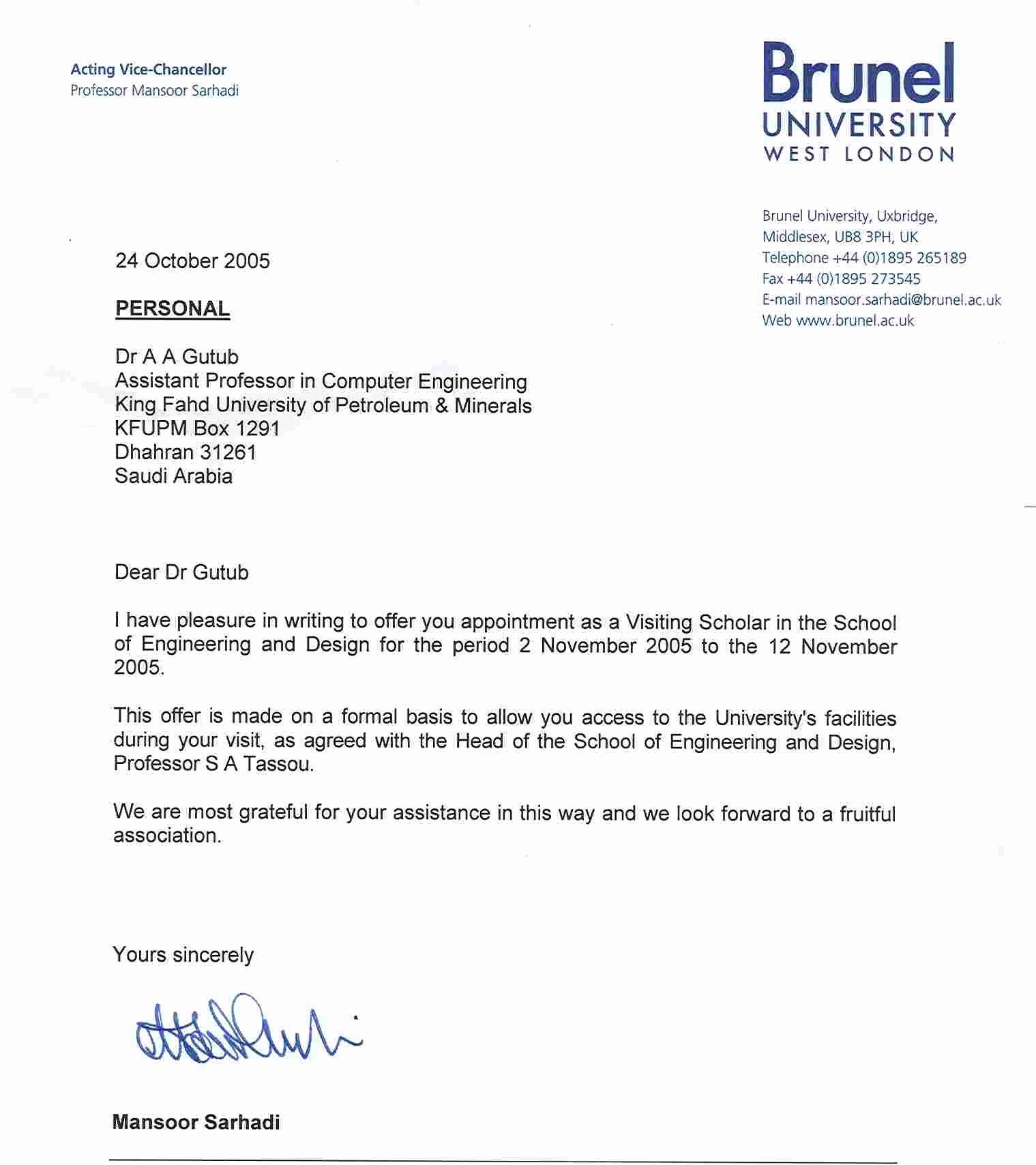 Letter Of Collaboration Unique Research Collaboration Invitation Letter