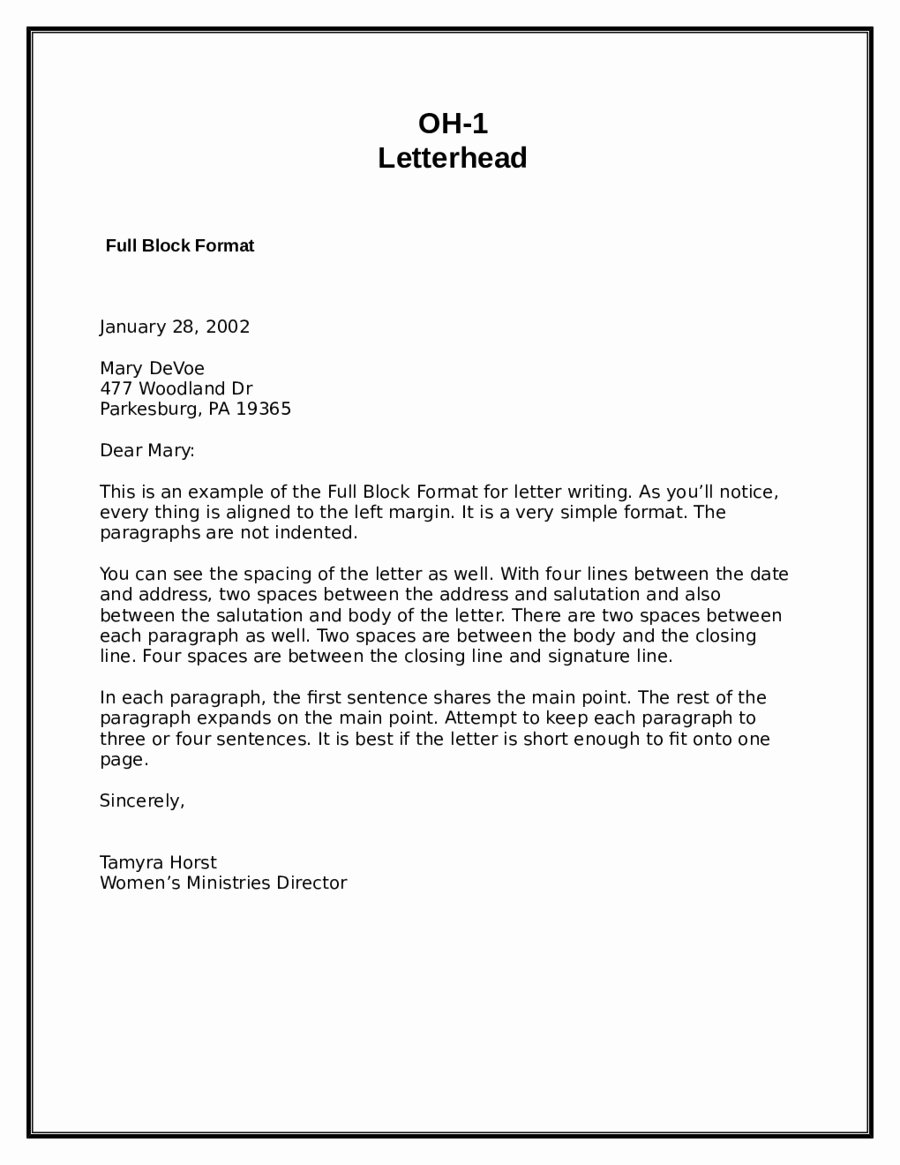 Letter Of Concern Army Example Inspirational Army Letter Instead to whom It May Concern