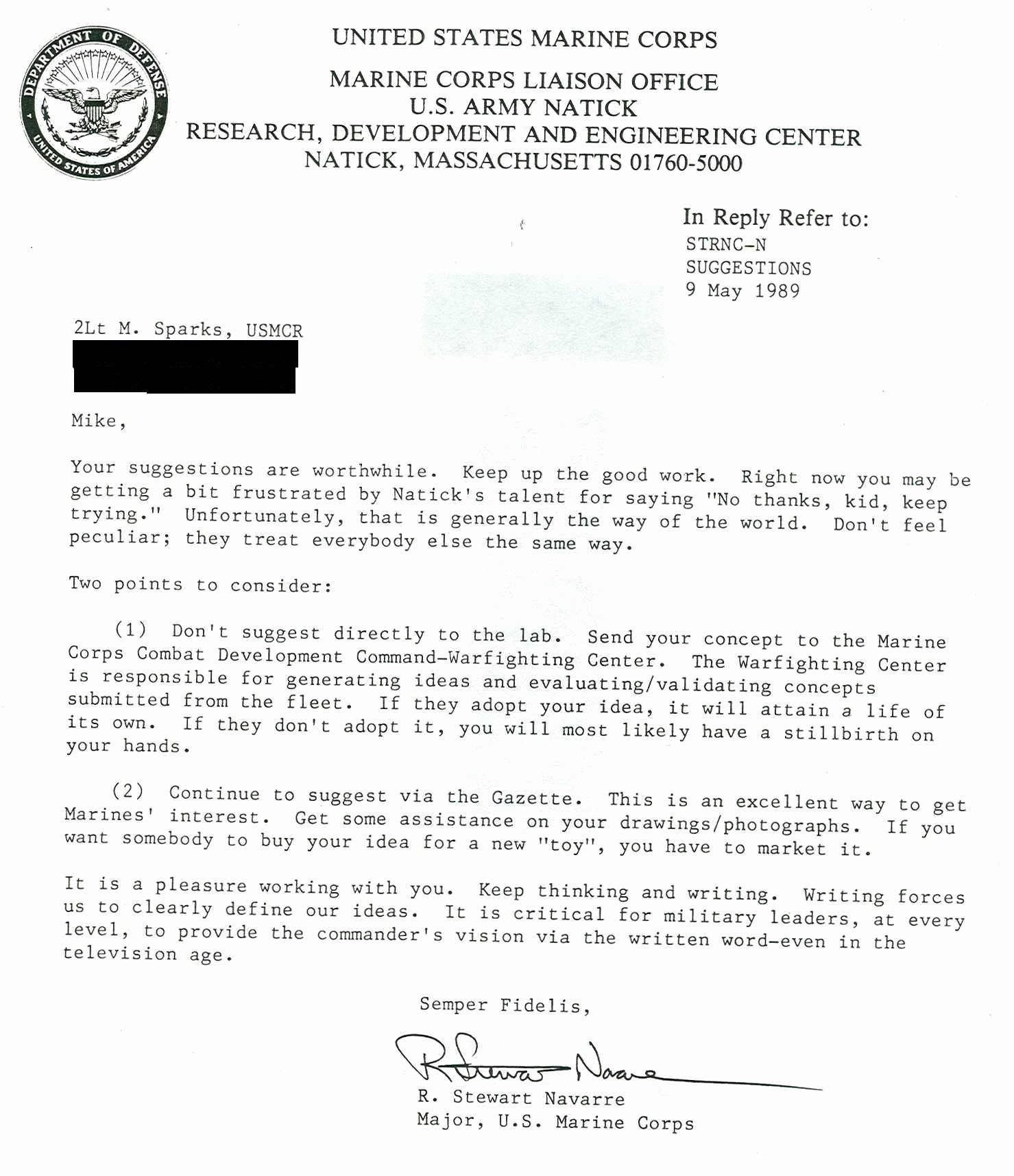 Letter Of Concern Army Example Inspirational Army Writing Point Paper Usmc order Essay Cheap