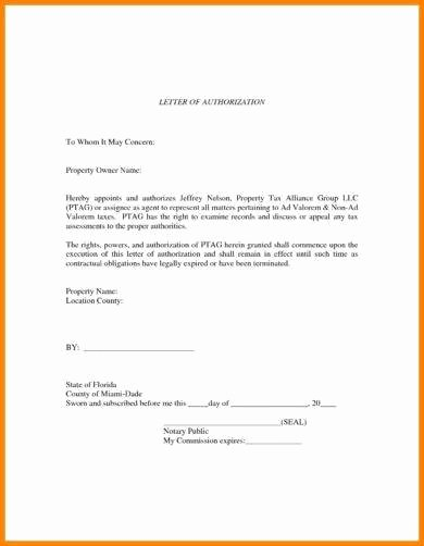 Letter Of Concern for Employee Unique 20 Authorization Letter format Examples Pdf