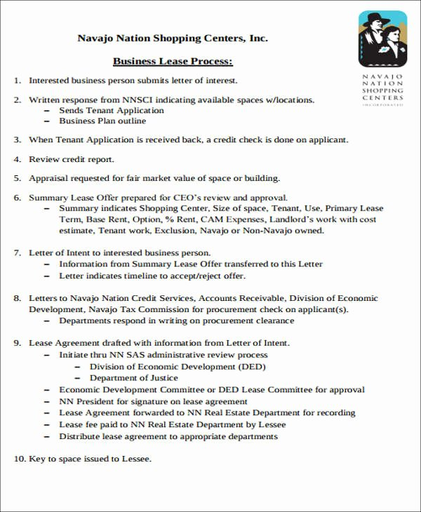 Letter Of Intent to Rent Property Luxury Lease Transfer Letter Template 6 Free Word Pdf format